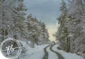 immagini e frasi sulla neve