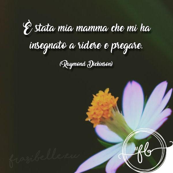 belle frasi sulla mamma
