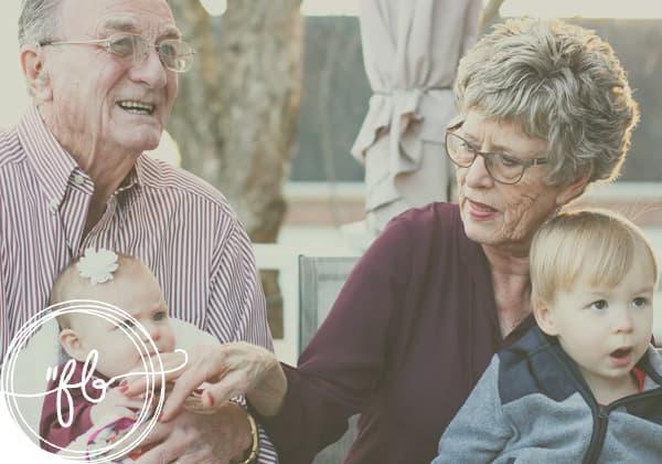 dedica per nipoti