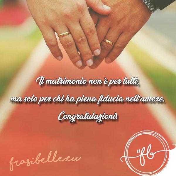 Frasi bellissime per matrimonio: auguri originali per celebrare l'unione di due persone speciali 17