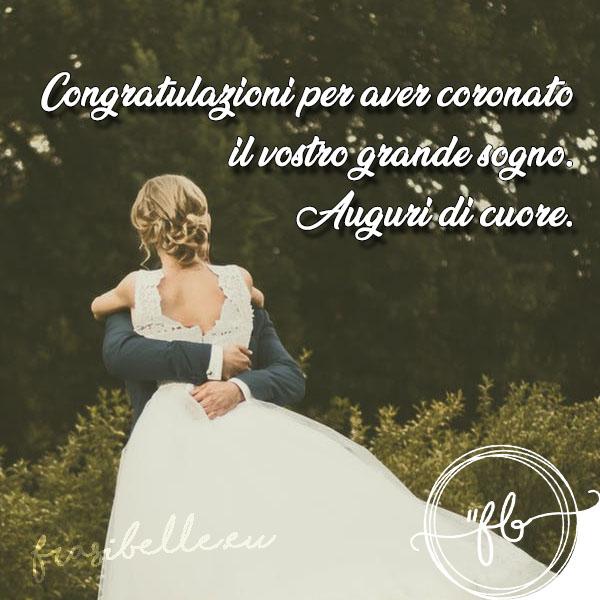Frasi bellissime per matrimonio: auguri originali per celebrare l'unione di due persone speciali 13