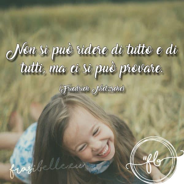 frasi belle sul sorriso dei bambini